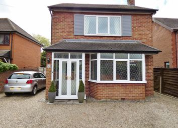 Thumbnail 3 bed detached house for sale in Church Road, Warton, Preston