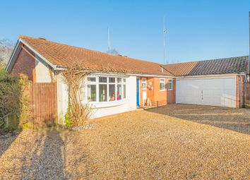 Thumbnail 4 bed bungalow for sale in Keach Close, Winslow, Buckingham
