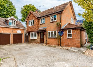 4 bed detached house for sale in Whitebeam Gardens, Farnborough, Hampshire GU14