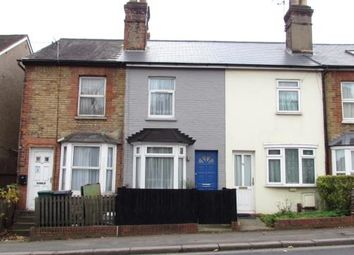 Thumbnail 2 bed terraced house for sale in Brighton Road, Redhill, Surrey
