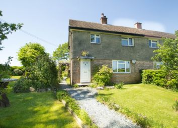 Thumbnail 3 bed cottage for sale in Gulworthy, Tavistock