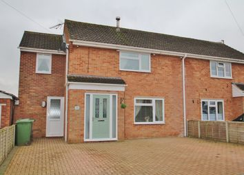 Thumbnail 3 bed semi-detached house for sale in Garlands Road, Alvington, Lydney