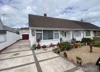 Thumbnail 3 bed semi-detached bungalow for sale in Eden Park, Brixham