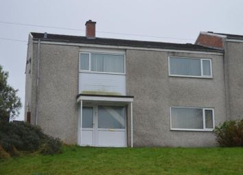 Thumbnail 3 bed property to rent in Falcon Road, Haverfordwest