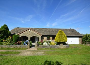 Thumbnail 4 bed detached bungalow for sale in Higgin Lane, Southowram, Halifax, West Yorkshire