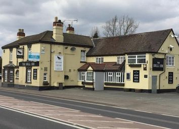 Thumbnail Pub/bar for sale in Watling Street, Atherstone, Leicestershire
