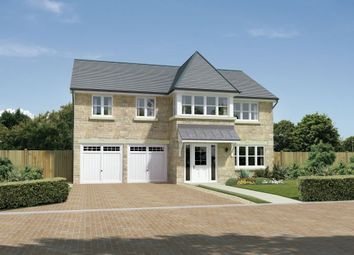 Thumbnail 5 bed detached house for sale in Plot 6 - The Noblewood, Castle Gardens, Lempockwell Road, Pencaitland