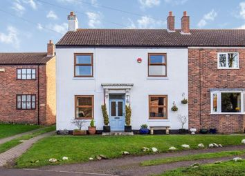 Thumbnail 3 bed end terrace house for sale in Front Street, Appleton Wiske, Northallerton