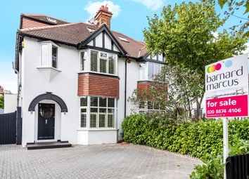 Thumbnail 4 bed semi-detached house for sale in Sutherland Grove, Southfields, London