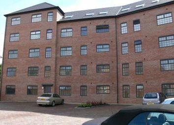Thumbnail 2 bedroom flat to rent in Westpoint, Brook Street, Derby