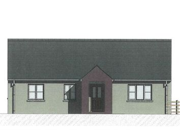 Thumbnail 3 bed detached bungalow for sale in Plot 40 Parc Loktudi (Maesgwynne Meadow), Fishguard, Pembrokeshire