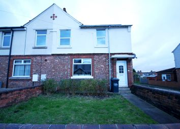 Thumbnail 3 bed end terrace house to rent in Owston Road, Carcroft