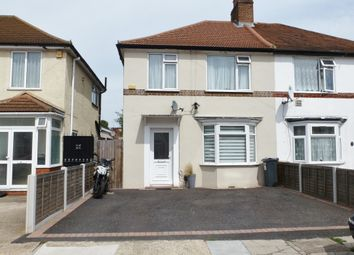 Thumbnail 3 bed semi-detached house for sale in Prospect Close, Hounslow