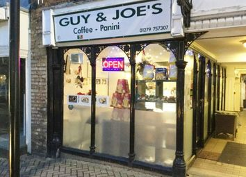 Thumbnail Restaurant/cafe for sale in Florence Walk, North Street, Bishop's Stortford