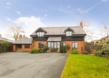 Thumbnail 5 bed detached house for sale in Oswalds Close, Oswestry