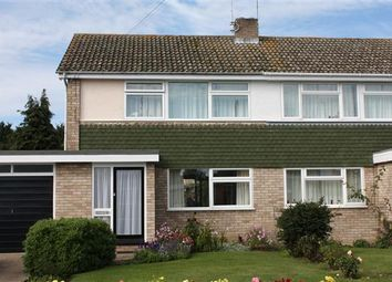 Thumbnail 3 bedroom semi-detached house to rent in Westbury Road, St. Ives, Huntingdon