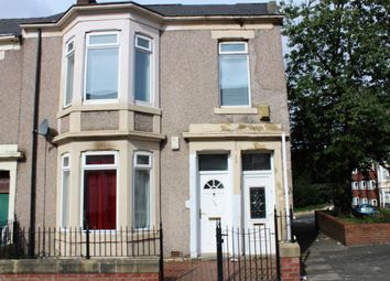 Thumbnail 4 bed flat to rent in Gerald Street, Benwell, Newcastle Upon Tyne