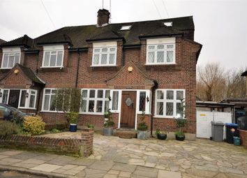 Thumbnail 5 bedroom semi-detached house for sale in Ledway Drive, Wembley, Middlesex