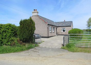Thumbnail 2 bed bungalow to rent in Pentraeth