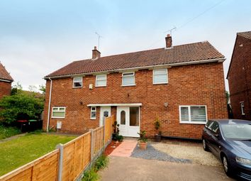 Thumbnail 3 bed semi-detached house for sale in Davies Avenue, Sutton-In-Ashfield