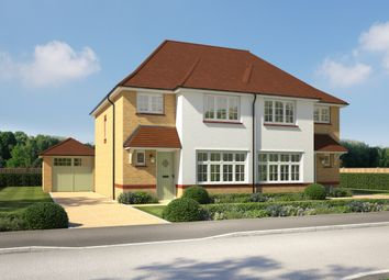 Thumbnail 3 bedroom semi-detached house for sale in Eaton Green Heights, Kimpton Road, Luton, Bedfordshire