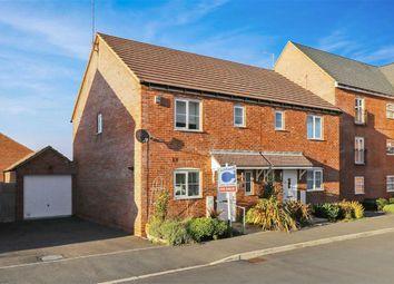 Thumbnail 3 bed semi-detached house for sale in Dickens Lane, Newton Leys, Milton Keynes, Bucks