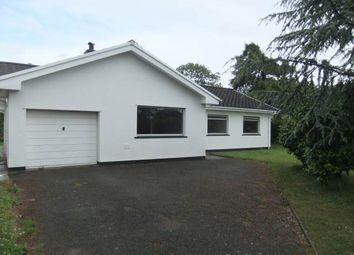 Thumbnail 3 bed bungalow to rent in Deerland Road, Llangwm, Haverfordwest