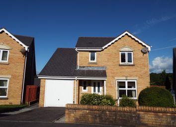 Thumbnail 4 bed detached house for sale in 57 Llwyn Teg, Fforestfach, Swansea