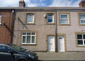 Thumbnail 2 bed terraced house for sale in Milburn Road, Ashington