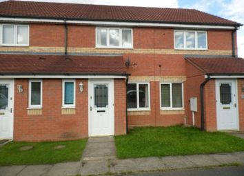 Thumbnail 2 bed terraced house to rent in Vyner Close, Thorpe Astley, Braunstone, Leicester