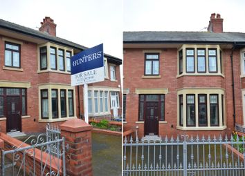 Thumbnail 3 bed terraced house for sale in St Martins Road, Blackpool