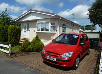 Thumbnail 1 bed mobile/park home for sale in Seahaven Springs Estate, Seaholme Road, Mablethorpe