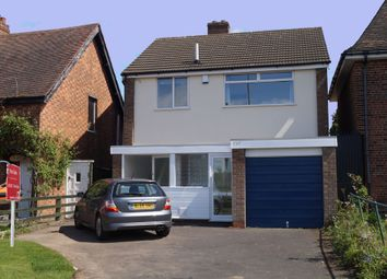 Thumbnail 3 bed detached house to rent in Alcester Road South, Kings Heath, Birmingham