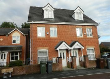 Thumbnail 3 bedroom semi-detached house to rent in Nepaul Road, Blackley, Manchester