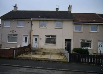Thumbnail 3 bed terraced house for sale in Clyde Drive, Bellshill