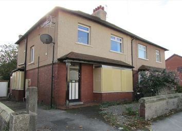 Thumbnail 1 bed flat for sale in West End Road, Morecambe