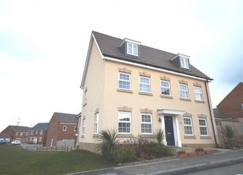 Thumbnail 5 bed detached house to rent in Cambrian Lane, Corby