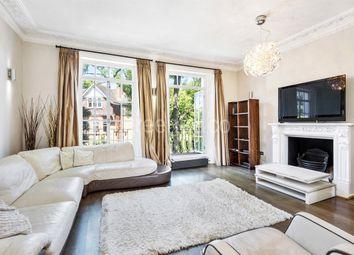 Thumbnail 3 bed flat to rent in Belsize Lane, London