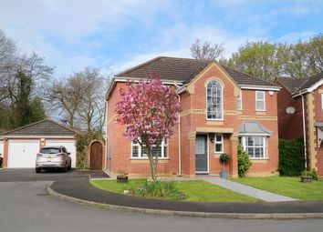 Thumbnail 5 bed detached house for sale in Hollyhurst Grove, Shirley, Solihull
