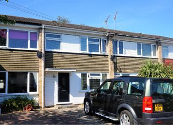 Thumbnail 3 bed terraced house for sale in York Road, Epping