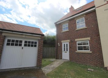 Thumbnail 4 bed town house for sale in Nursery Lane, Darlington