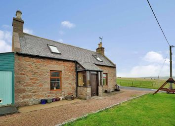 Thumbnail 2 bedroom cottage for sale in Whinnyfold, Cruden Bay, Peterhead, Aberdeenshire