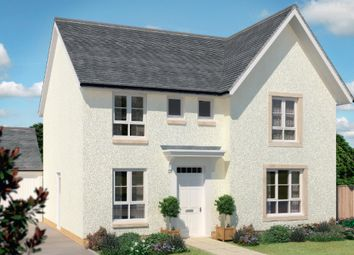 "Thumbnail 4 bed detached house for sale in ""Balmoral"" at Kirkton North, Livingston"