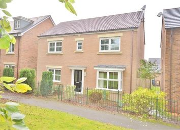Thumbnail 4 bed detached house for sale in Station Road, Penshaw Manor, Houghton-Le-Spring, Tyne & Wear.
