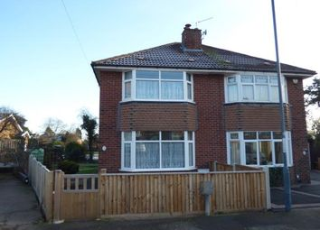 Thumbnail 2 bed semi-detached house for sale in Westleigh Avenue, Derby, Derbyshire