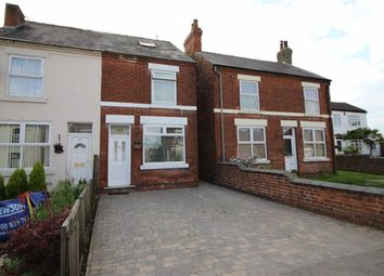 Thumbnail 2 bed semi-detached house for sale in Main Road, Smalley, Derbyshire
