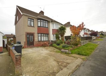 Thumbnail 4 bed semi-detached house for sale in Holtye Crescent, Maidstone