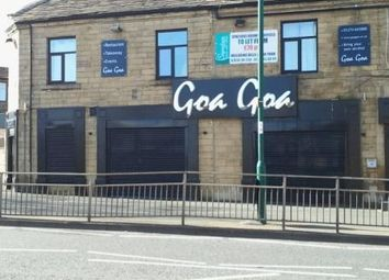 Thumbnail Leisure/hospitality for sale in 89 Harrogate Road, Bradford