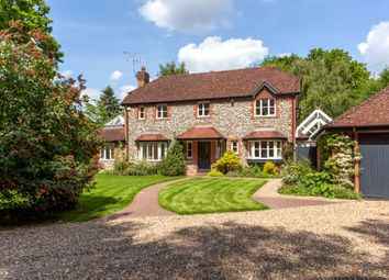 Thumbnail 5 bed detached house for sale in Frieth Road, Marlow, Buckinghamshire