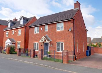Agincourt Road, Lichfield WS14. 4 bed detached house for sale